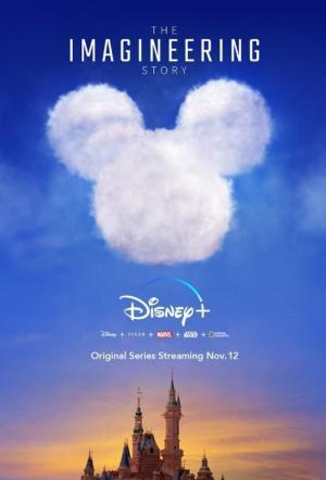 Affiche Il était une fois les Imagineers, les visionnaires Disney