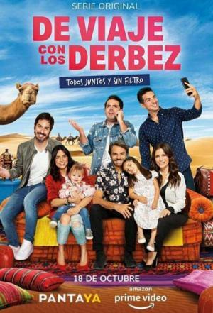 Affiche Derbez Family Vacation