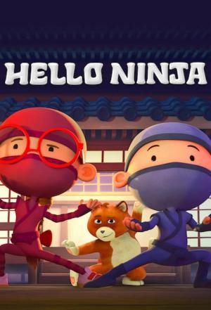 Affiche Hello Ninja
