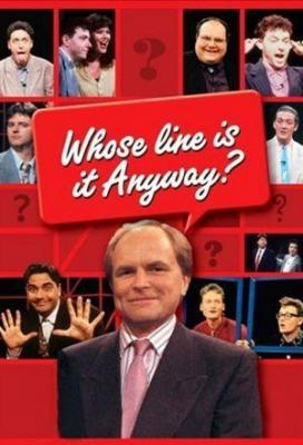Affiche Whose Line is it Anyway? (UK)