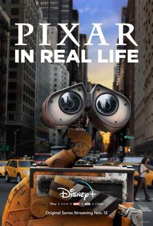 Affiche Pixar In Real Life