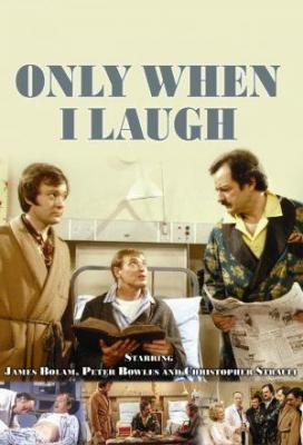 Affiche Only When I Laugh