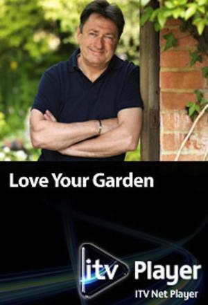 Affiche Love Your Garden