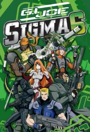 Affiche G.I. Joe Sigma Six