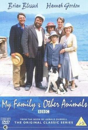 Affiche My Family and Other Animals