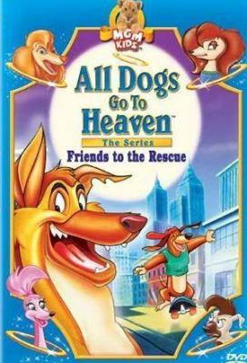 Affiche All Dogs Go to Heaven
