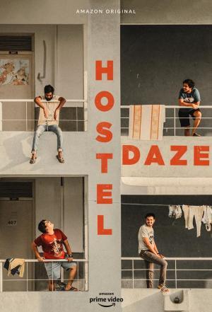 Affiche Hostel Daze