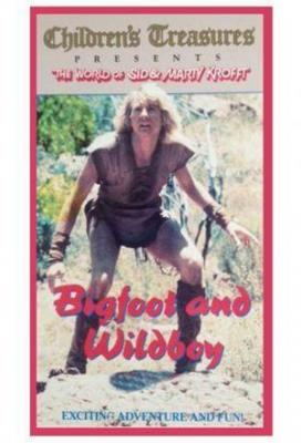 affiche Bigfoot and Wildboy