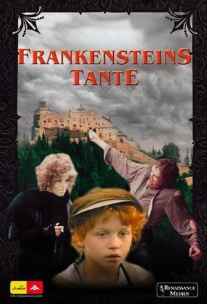 Affiche La Tante de Frankenstein