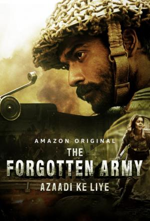 Affiche The Forgotten Army