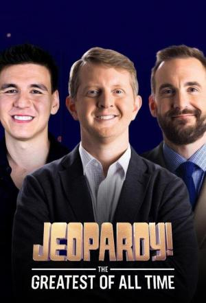 affiche Jeopardy! The Greatest of All Time