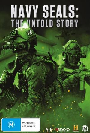 affiche Navy SEALs: The Untold Story