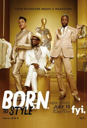 Affiche B.O.R.N. to Style