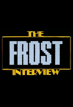 Affiche The Frost Interview