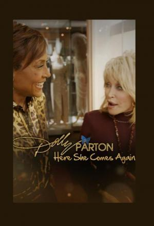 affiche Dolly Parton: Here She Comes Again!