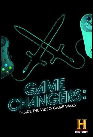 affiche Game Changers: Inside the Video Game Wars