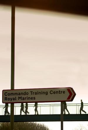 Affiche Royal Marines Commando School