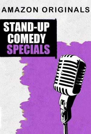 Affiche Amazon Original Stand-Up Comedy Specials