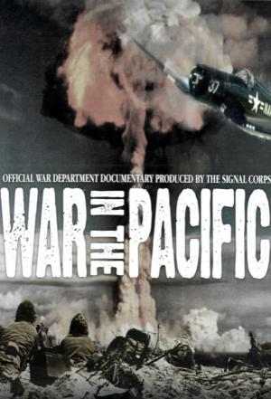 affiche War in The Pacific
