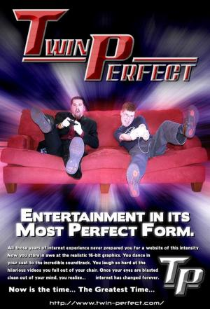 Affiche Twin Perfect