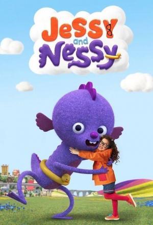 Affiche Jessy & Nessy