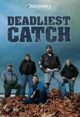 Affiche Péril en Haute Mer (Deadliest Catch)