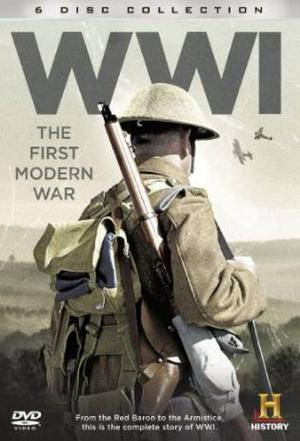 Affiche WWI: The First Modern War