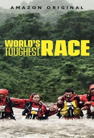Affiche World's Toughest Race: Eco-Challenge Fiji