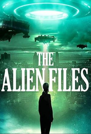 Affiche The Alien Files