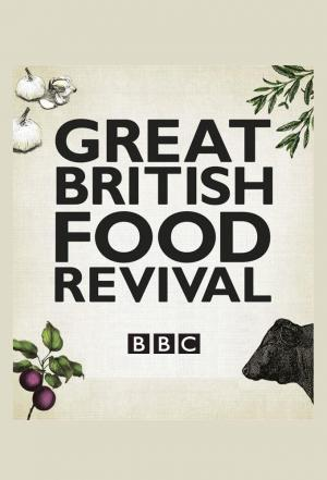 Affiche Great British Food Revival