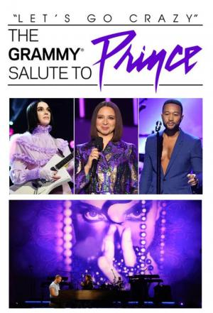 Affiche Let's Go Crazy - The Grammy Salute to Prince