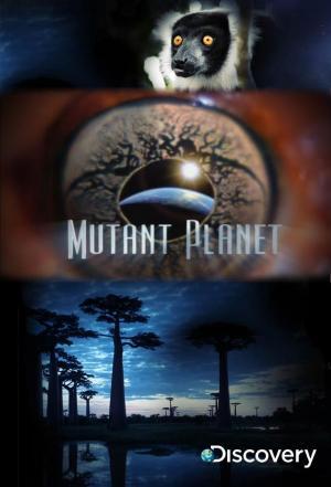 Affiche Mutant Planet
