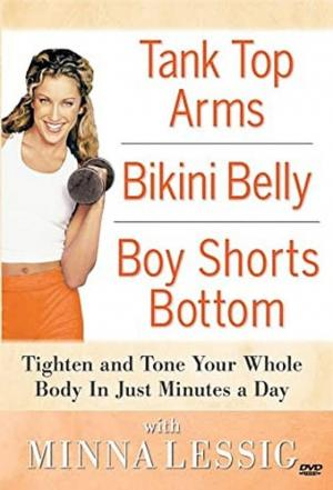Affiche Tank Top Arms, Bikini Belly, Boy Shorts Bottom