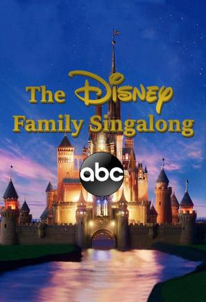 affiche The Disney Family Singalong