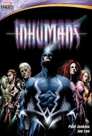 Affiche Inhumans
