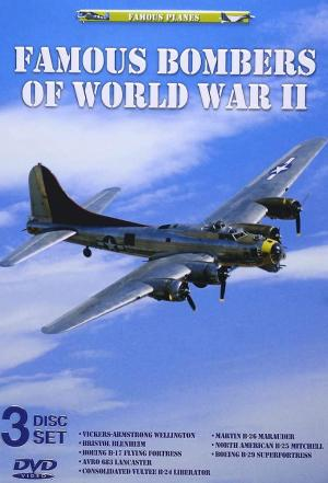 affiche Famous Planes: Famous Bombers of World War II