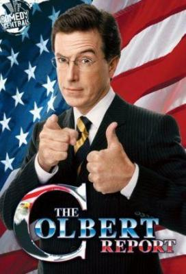 Affiche The Colbert Report
