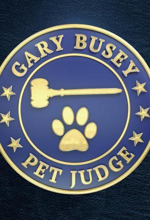 Affiche Gary Busey, Pet Judge