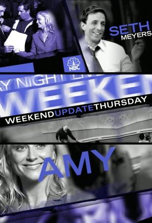 Affiche SNL Weekend Update Thursday