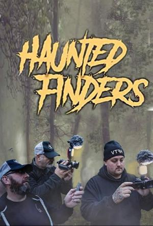 Affiche Haunted Finders