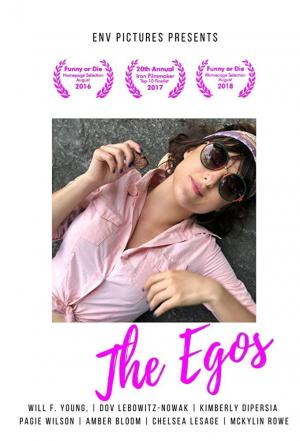 Affiche The Egos