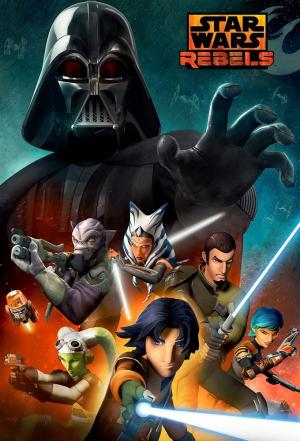 Affiche Star Wars Rebels