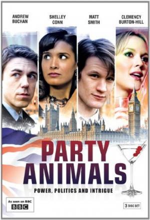 Affiche Party Animals