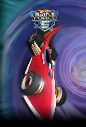 Affiche Hot Wheels Battle Force 5