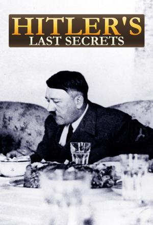 Affiche Hitler's Last Secrets
