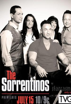 Affiche The Sorrentinos