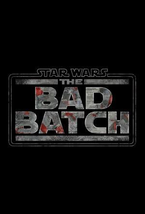 affiche Star Wars: The Bad Batch