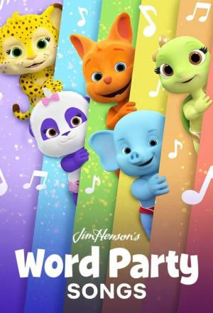 Affiche Word Party Songs
