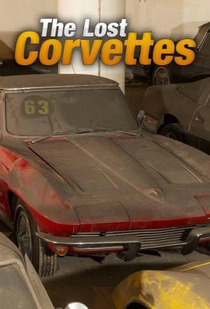 affiche The Lost Corvettes