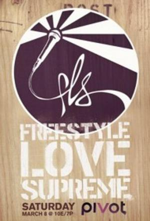 Affiche Freestyle Love Supreme